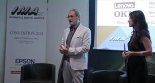 Gianfilippo Paparelli, AD IMA – Tavola Rotonda Portonovo (AN) il 26/06/2015